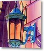 The Lamp On Goodwin Metal Print by Robert Hooper