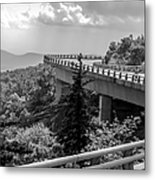 The Long And Winding Road Metal Print by Karen Wiles