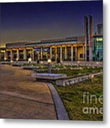 The Mahaffey Theater Metal Print by Marvin Spates