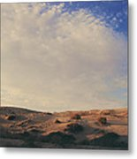 The Miles Between Us Metal Print by Laurie Search
