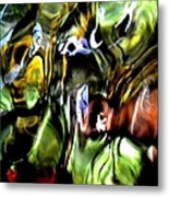 The Mind's Eye  Metal Print by Deena Stoddard