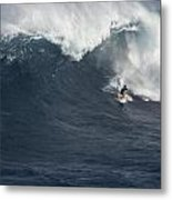 The Mouth Of Jaws Metal Print by Brad Scott