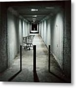 The Other End Metal Print by Jeff Bell