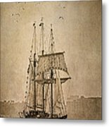 The Peacemaker Metal Print by Dale Kincaid