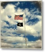The Price Of Freedom Metal Print by Glenn McCarthy Art and Photography
