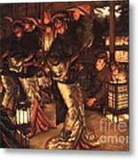 The Prodigal Son In Foreign Climes Metal Print by Pg Reproductions