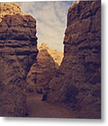 The Pyramid Metal Print by Laurie Search