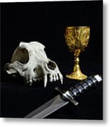 The Quest Metal Print by Paul Ward