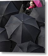 The Rain Is Over Metal Print by Diane Diederich