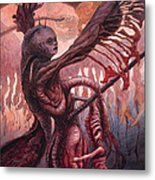 The Ropes And Rabbles Of The Depths  Metal Print by Ethan Harris