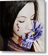 The Scent Of Renewal Metal Print by Heather King