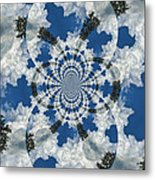 The Sky's The Limit Metal Print by Wendy J St Christopher