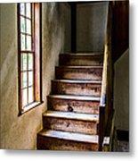 The Stairs Metal Print by Karol Livote