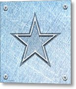 The Star Metal Print by Cristophers Dream Artistry