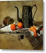 The Sugar Bowl Metal Print by Diana Angstadt