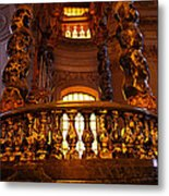The Tombs At Les Invalides - Paris France - 011322 Metal Print by DC Photographer