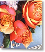 The Tribute Metal Print by Amy S Turner