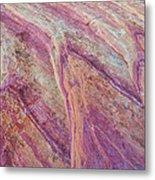 The Valley Floor Metal Print by Darren  White