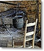 The Warming Place Metal Print by Jan Amiss Photography