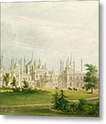 The West Front Metal Print by John Nash