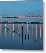 The Whitestone Metal Print by JC Findley