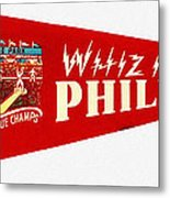 The Whiz Kids Metal Print by Bill Cannon