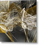 The Wind Metal Print by Andee Design