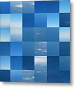 The Window Seat Metal Print by Wendy J St Christopher