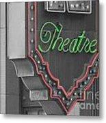 Theatre Metal Print by Dan Holm