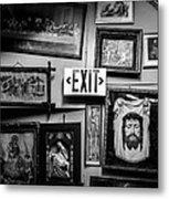 There Was None Metal Print by Bob Orsillo