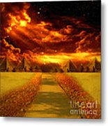 There's Always A Way Metal Print by Ester  Rogers