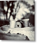 Threads Of Life  Metal Print by Trish Mistric