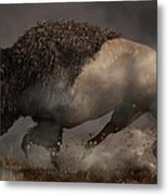 Thunderbeast Metal Print by Daniel Eskridge
