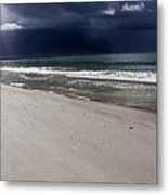 Time To Go Metal Print by Karen Wiles