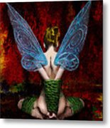 Tink's Fetish Metal Print by Christopher Lane