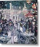 Tivoli Gardens Metal Print by James Kay
