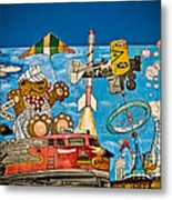 To Be Young Again Metal Print by Colleen Kammerer