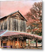 Tobacco Road Metal Print by JC Findley
