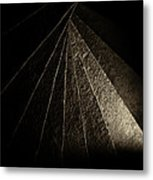 Tortugas Spiral Stone Metal Print by Adam Pender