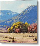 Touch Of Autumn  Metal Print by Graham Gercken