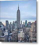 Touch The Sky Metal Print by Evelina Kremsdorf