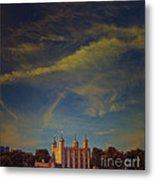 Tower Of London Metal Print by Paul Grand
