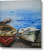 Tranquility Till Tide From The Farewell Songs Metal Print by Prasenjit Dhar