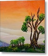 Tranquility Metal Print by William Killen