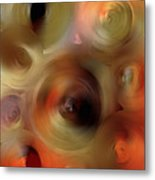 Transcendent - Abstract Art By Sharon Cummings  Metal Print by Sharon Cummings