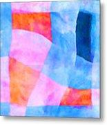 Translucence Number 2 Metal Print by Carol Leigh