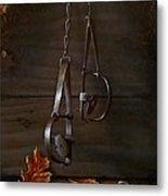 Traps Metal Print by Timothy Jones