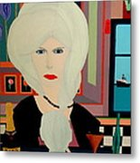 Travels With Auntie Metal Print by Bill OConnor