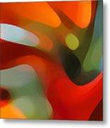 Tree Light 4 Metal Print by Amy Vangsgard