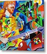 Trey Kandinsky  Metal Print by Joshua Morton